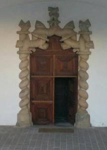 A Porta em Évora